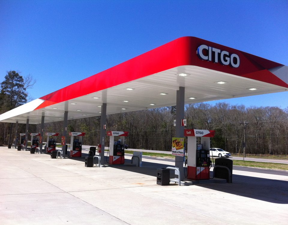 Citgo & Gas Stations u2013 Cu0026S Canopy