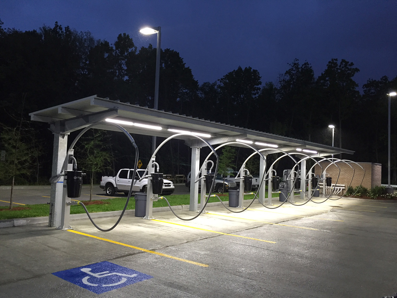 Car Washes Vacuum Canopies C Amp S Canopy