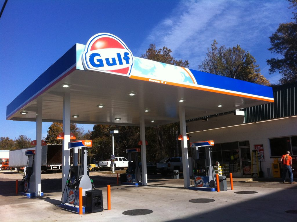 Other Leading Brands & Gas Stations u2013 Cu0026S Canopy