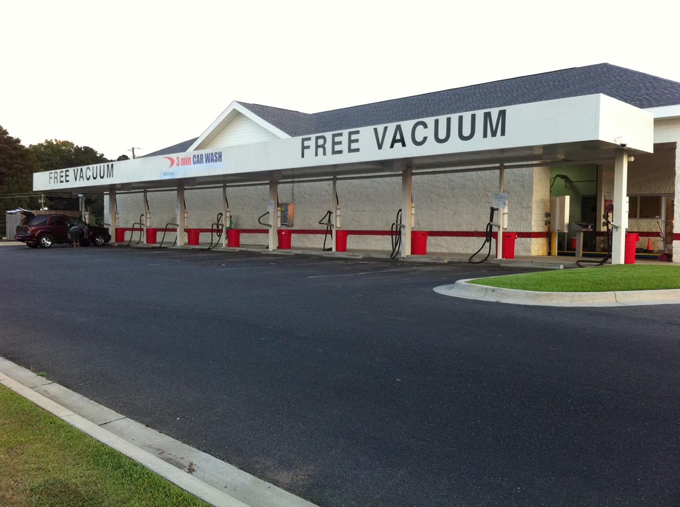 Car Wash Atlanta: Car Washes/Vacuum Canopies