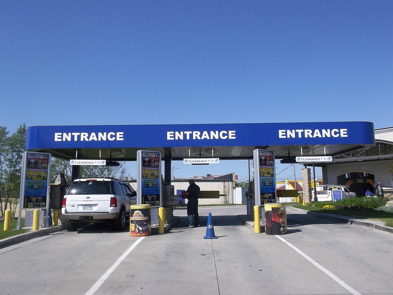 Car Washes / Vacuum Canopies & Car Washes/Vacuum Canopies u2013 Cu0026S Canopy