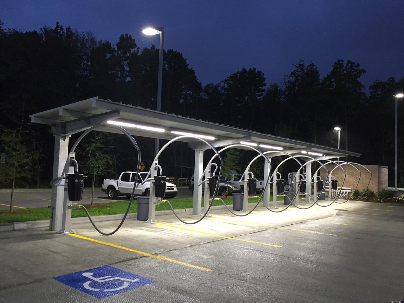 Car Washes  Vacuum Canopies  U2013 C U0026s Canopy