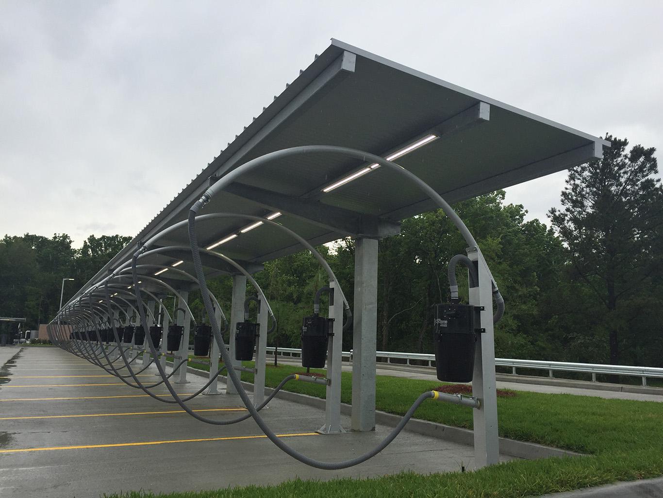 Car Washes Vacuum Canopies C Amp S Canopy