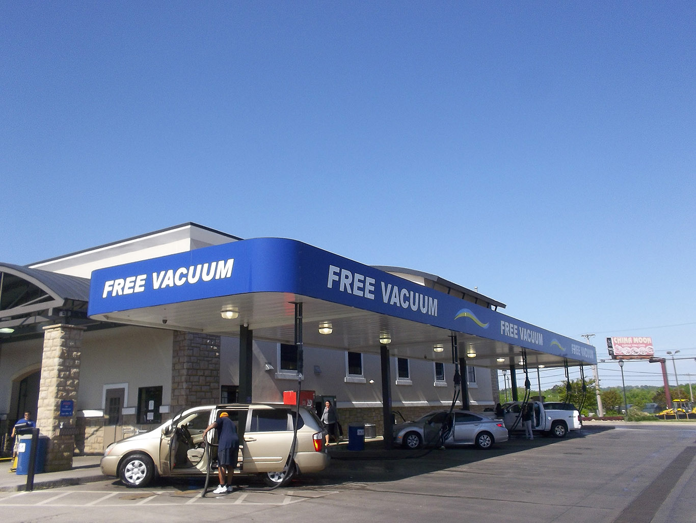 Car Washes Vacuum Canopies C S Canopy